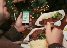 HAPIfork Bluetooth-Enabled Smart Fork #tech #gadget #ideas #gift #cool
