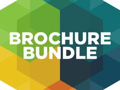 As a gift to everyone who follows our work we are giving away our best brochures at 50% off!