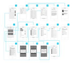 ICOACH APP WIREFRAME (PORTION)