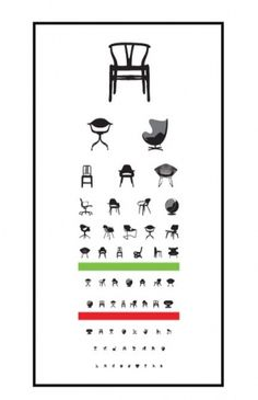 Tumblr #chair #furniture #poster
