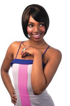 Sleek Synthetic Wig Amma