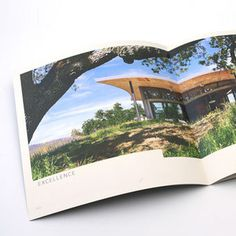 Groza Construction Print Brochure #print #groza #brochure #construction