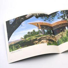 Groza Construction Print Brochure