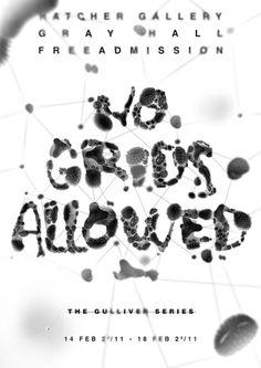 Design 1 / 1 No grids allowed