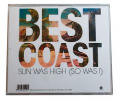 Best Coast Album Design