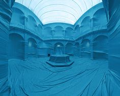 Giant Inflatable Balloons Transform Interior Spaces into Otherwordly Environments #place