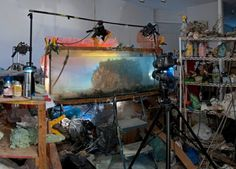 Photography by Kim Keever #inspiration #photography #landscape