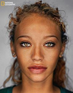 National Geographic Concludes What Americans Will Look Like in 2050, and It's Beautiful PolicyMic