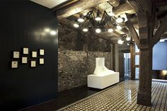 Hotel Scholl, Schwäbisch Hall Germany hotels and restaurants #hotel #interiors