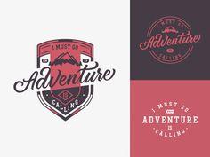 #logo #mountain #adventure