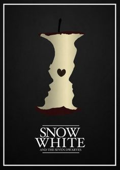 Minimalist Posters Of Disney Films | Daily Cool