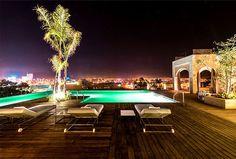 Sophisticated Luxury Sahrai Hotel in Fez luxury sahrai hotel 6 #hotel #design #architecture