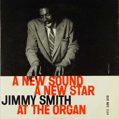 New Sound A New Star: Jimmy Smith at the Organ Volume 2, Reid Miles