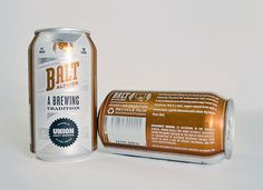 Union Craft Brewing Cans #packaging #beer #cans #label