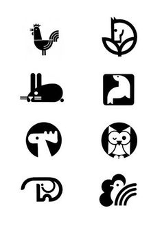 Vintage Animal Logos | Flickr - Photo Sharing! #logo #animal #vintage #trademark