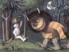 The Fox Is Black #illustration