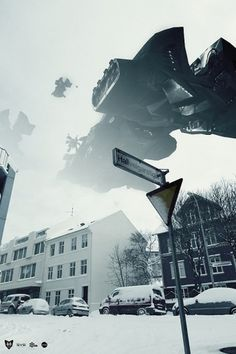 Reykjavik Invasion - Eve Online on the Behance Network #invasion #visual #photography #digital