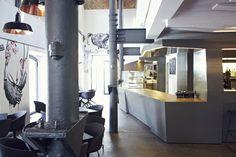 Pfefferbett Hostel by Playze #modern #design #minimalism #minimal #leibal #minimalist