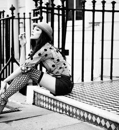 Fashion Photography by David Goldman #fashion #photography #inspiration