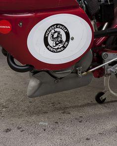Vicious Cycle, Portland, OR #moto