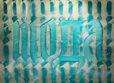 Calligraffiti by Niels Shoe Meulman 12 #calligraphy #text #graffiti #calligraffiti #art #street #typography