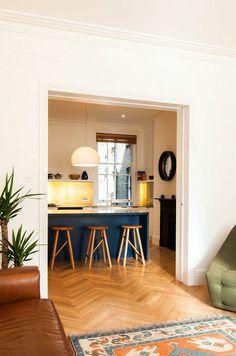 Hampstead Apartment by Bradley Van Der Straeten Architects 4