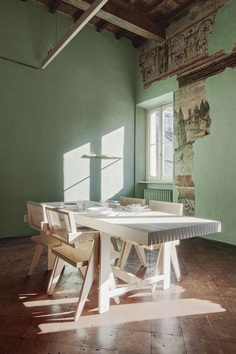Restoration of a Small Apartment for Tourist Use, Archiplan Studio 10
