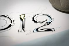 2012 - Buzzsgraphics #modern #2012 #minimalism #illustration #elegant #aesthetics #style #typography