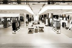zara store by elsa urquijo architects hong kong #layouts #creative #inspiration #interior #design #store #retail