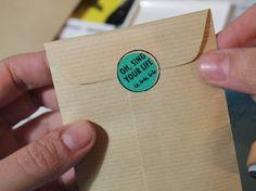 FPO: Noni Nezi Self-Promotion #stamp #sticker #branding #+
