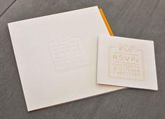 KW Wedding Invitation - Helen Brennan Creative