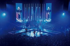 Nathan Taylor | Production Designer #stage #event #design #lights #set #concert #production