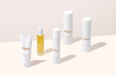 Manual Creativeworked with Playa throughout 2016 and 2017 to develop brand identity, photo art direction, website & packaging design the haircare products. Find more of the most beautiful designs on mindsparklemag.com