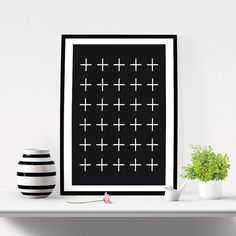Printable #abstract wall art. by #iloveprintable