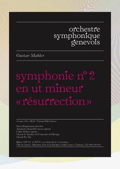 Orchestre-Symphonique-Genevois-communication #poster #identity #music