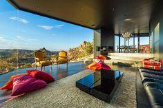 Black Desert House - Oller & Pejic and Marc Atlan Design Company - www.homeworlddesign (23) #interior #house #design #home #architecture