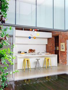The Design Chaser: Homes to Inspire | Divine Restoration #interior #design #decoration #deco