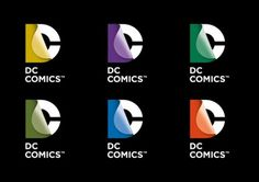 Follow-Up: DC Comics - Brand New #logo #comics #dc #branding
