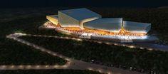 New world class convention center to attract visitors to Calabar, Nigeria - eVolo | Architecture Magazine