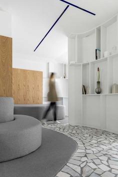 interior design / Maxim Kashin Architects
