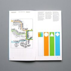 Otl Aicher 1972 Munich Olympics - Brochures #otl #olympics #aicher