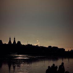 The Steam #urban #cityscape #print #palegrain #steam #photography #poster #lake #copenhagen