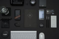 SOME OF THOSE who SHARED WORDS on the Behance Network #white #lee #wonchan #black #and #minimalist #typography