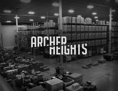 Archer Heights - The Chicago Neighborhoods #chicago #neighborhoods