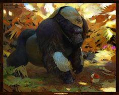 Illustrations by Sergey Kolesov