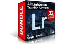 Lightroom Training & Presets Bundle
