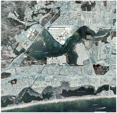 RIO / 2016 Olympic master plan - LCLA office #masterplan