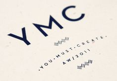 YMC AW/11 | USEFUL #logo #identity