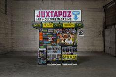 #juxtapoz #newsstand