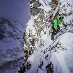 Outstanding Climbing Photography by Jimmy Chin
